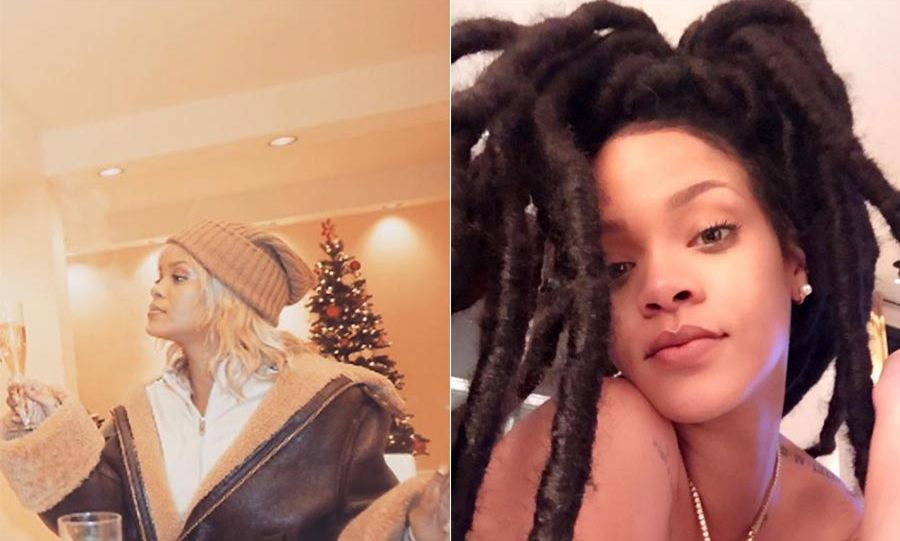 "<h3><a href=""/tags/0/rihanna/"" target=""_blank"">Rihanna</a></h3><p>Rihanna has never been afraid to experiment with her style and last year was no exception. The singer had been rocking dreadlocks for several months while filming <em>Oceans 8</em>, and appeared to have gone blonde in time for the holidays.</p><p>Photo: © Instagram</p>"