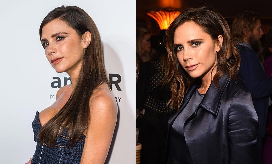 "<h3><a href=""/tags/0/victoria-beckham/"" target=""_blank"">Victoria Beckham</a></h3><p>Victoria Beckham went for the chop in spring 2016, transforming her sleek side-parted 'do for a flattering tousled long bob.</p><p>Photo: © Getty Images</p>"