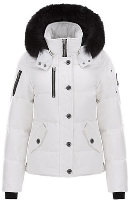 "3Q jacket, $895.00, Moose Knuckles; visit <a href=""http://mooseknucklescanada.com"" target=""_blank"">mooseknucklescanada.com</a>"