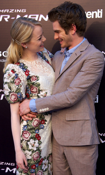 The actor said he is Emma's biggest fan.