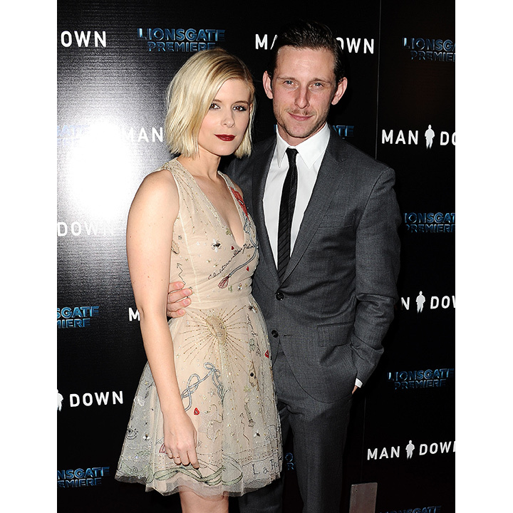 <h2>Kate Mara and Jamie Bell</h2>