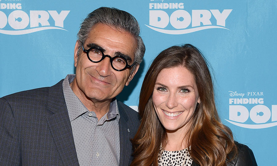 Schitt's Creek' star Sarah Levy on her famous family and