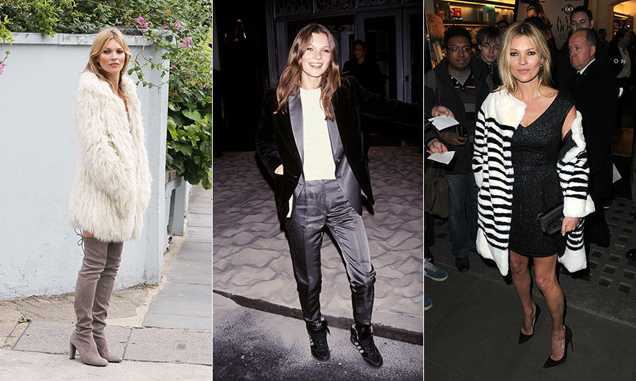 There's more than a tip or two that can be gleaned from Kate Moss' distinct cool girl style, and to celebrate the British model's birthday on Jan. 16, we're rounding up the best style-inspo she's given us over the years. 
