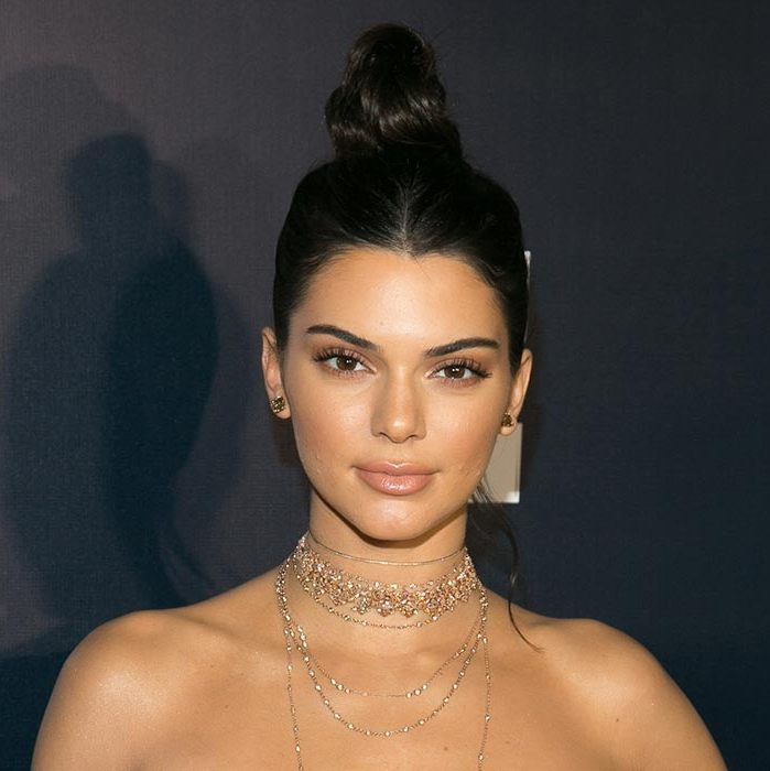 Kendall Jenner has shared her skincare secrets on her official website.