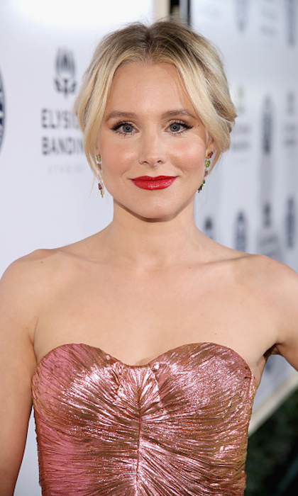 <h3>Kristen Bell</h3>
