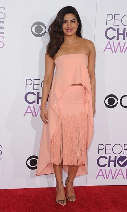 Priyanka Chopra in Sally Lapointe