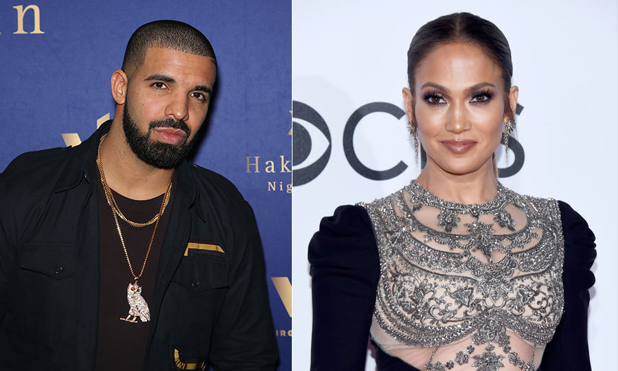 <h3>Drake and J.Lo</h3>