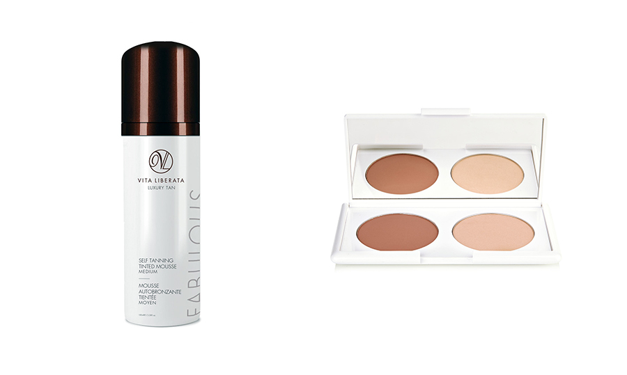 <strong>Vita Liberata Fabulous Tinted Self-Tanning Tinted Mousse (available in three shades),</strong> $38, Sephora, vitaliberatacanada.com