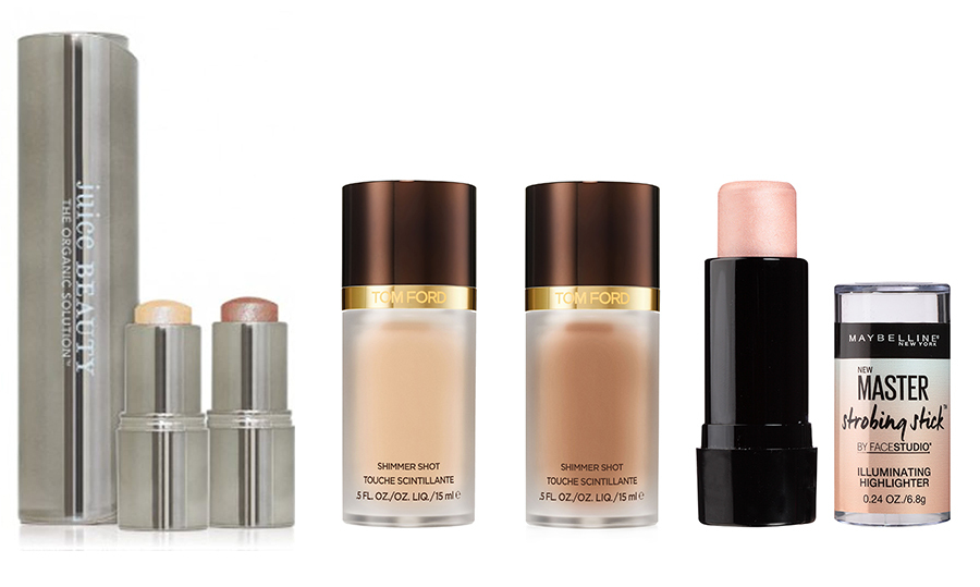 <strong>Juice Beauty Flash Luminizer (available in three shades),</strong> $40, Holt Renfrew, juicebeauty.com