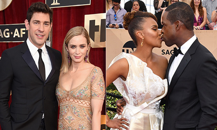Stars Get Political At The 2017 Sag Awards