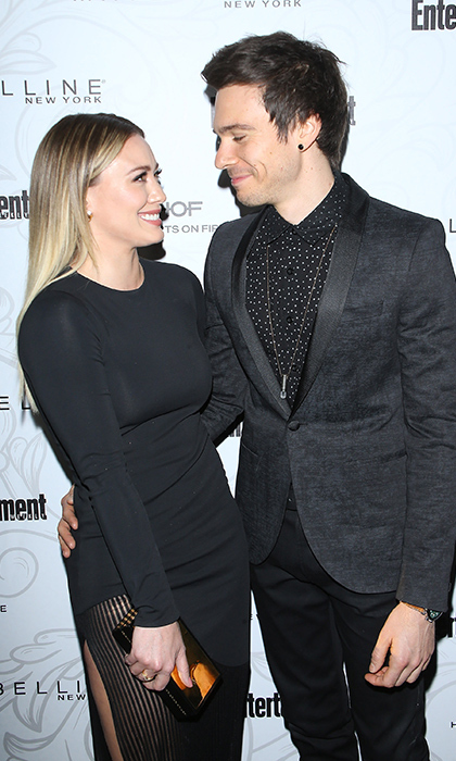 <h3>Hilary Duff and Matthew Koma</h3>