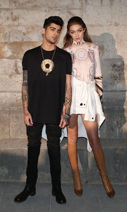 Gigi Hadid says she and Zayn Malik prefer to spend nights in together in LA.