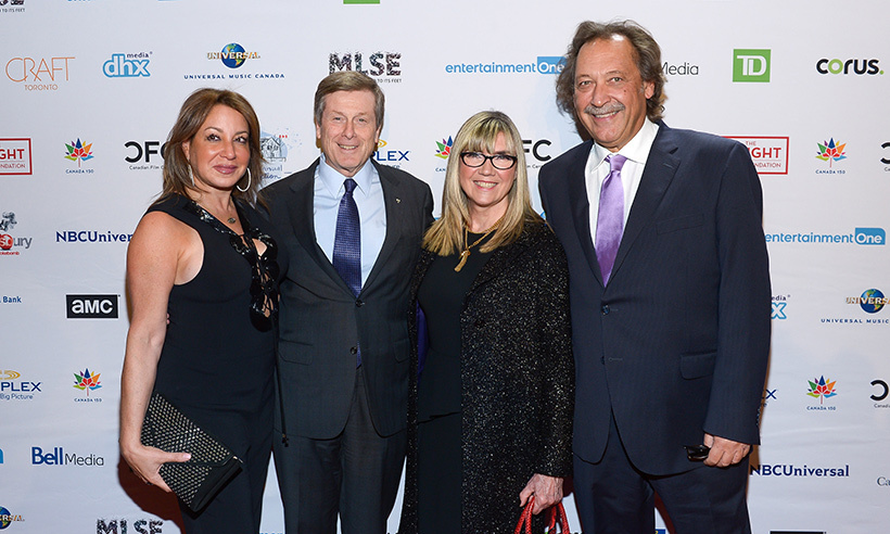 <h3>2017 CFC Gala and Auction</h3><p>Alexander Daniels, Mayor John Tory, Christina Jennings and Slawko-Klymkiw<br>Photo: &copy; George Pimentel/Ernesto Di Stefano/George Pimentel Photography</p>
