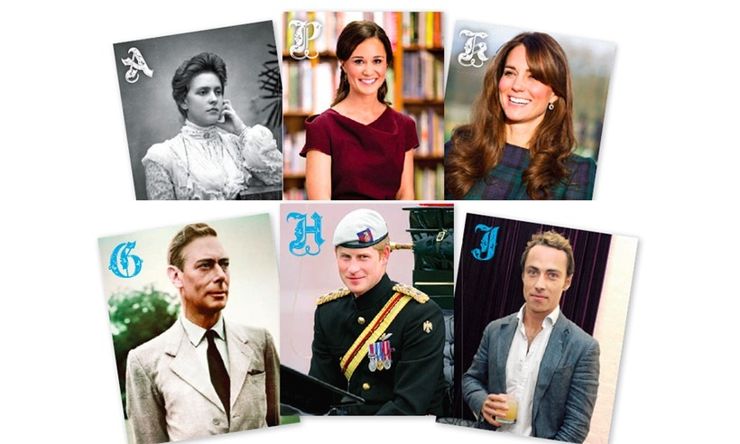 Royal Baby Names From A To Z