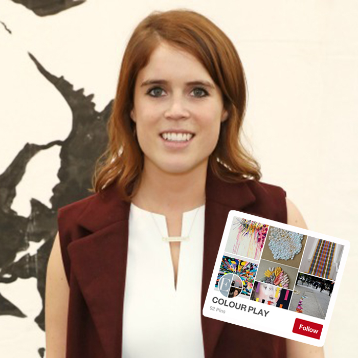 <h3>PRINCESS EUGENIE</h3>