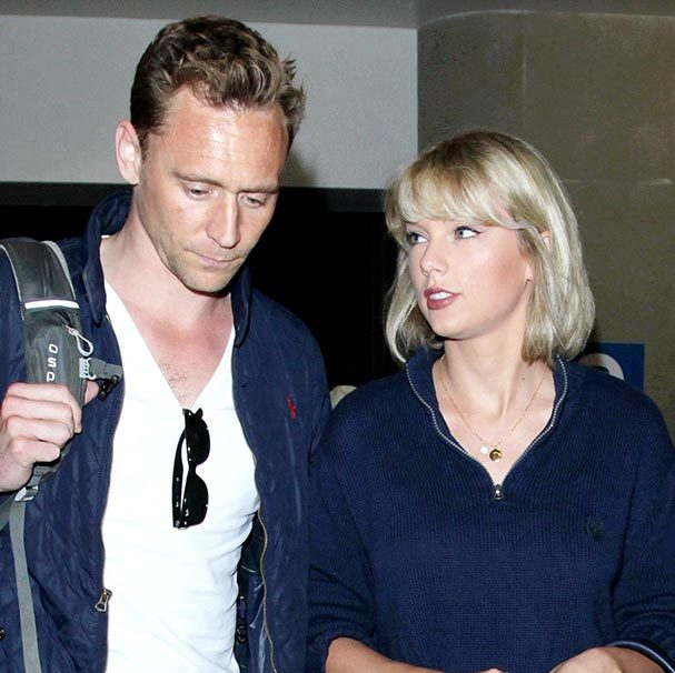 Tom and Taylor dated in 2016.
