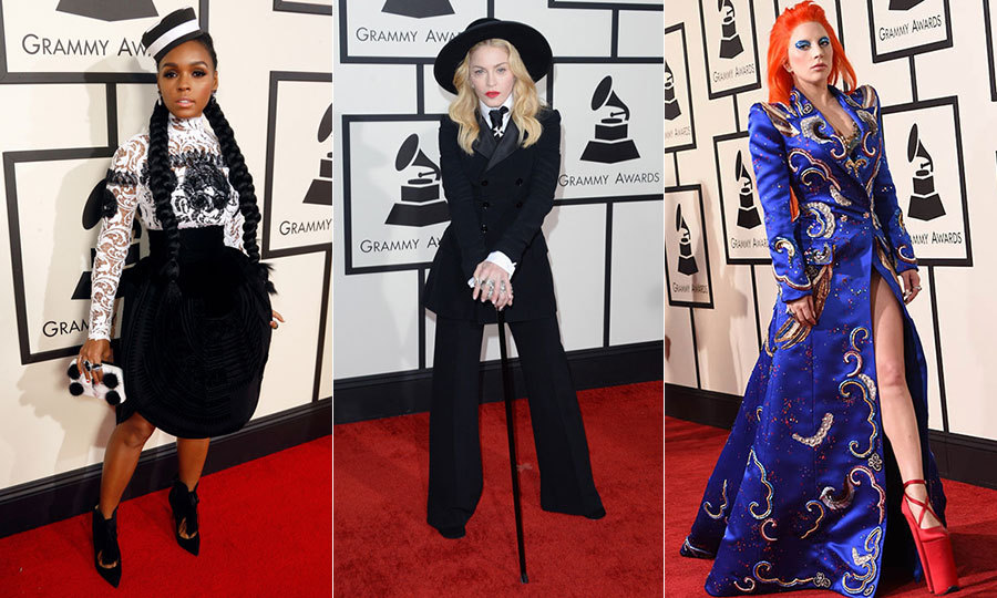 <p>Look back at some of the most memorable gowns from music's biggest night.</p><p><em>Watch the 60th annual GRAMMY Awards Sunday Jan. 28 at 8 pm ET on City.</em></p>