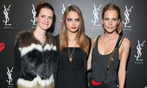 cara delevingne on the lessons she s learned from sisters poppy and
