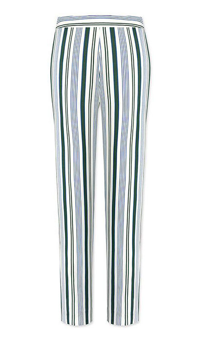 "<strong>Villa Pant</strong>, $390, <a href=""http://toryburch.com"" target=""_blank"">toryburch.com</a>"