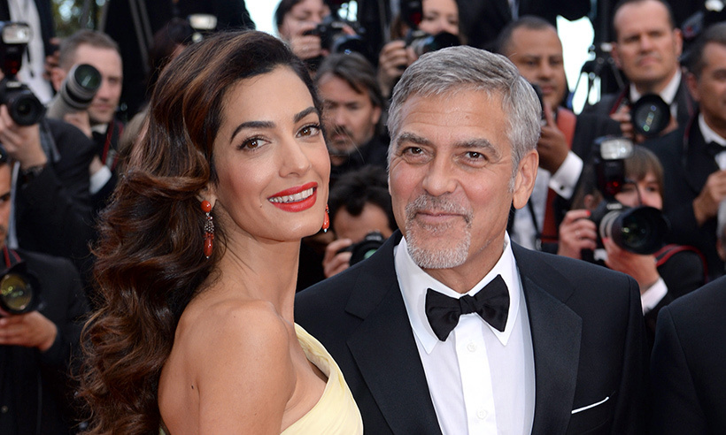 Amal and George Clooney welcomed twins, Ella and Alex, into their gorgeous family this summer. The two have already had an eventful first year of life, even making a trip to Venice where the couple got married.