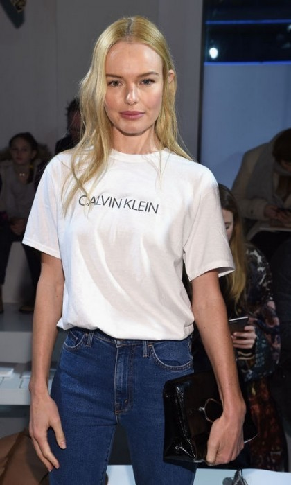 Kate Bosworth at Calvin Klein