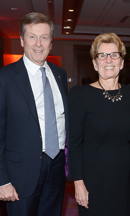 <strong> Toronto Region Board of Trade's 129th Annual Gala</strong>
