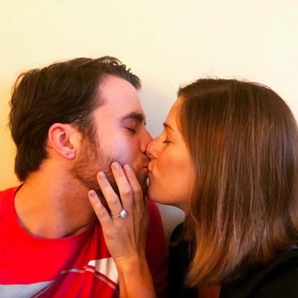 <h3>Cassadee Pope and Rian Dawson</h3>