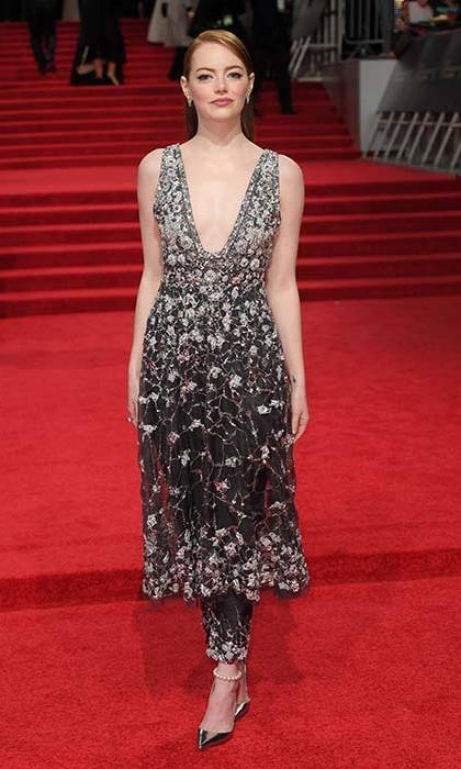 It's Britain's most glamorous night of the year, and the stars of the silver screen did not fail to dazzle as they attended the BAFTAs 2017 on Sunday night. Taking place at the Royal Albert Hall, the red carpet was lit up by a slew of famous faces in designer dresses. 
