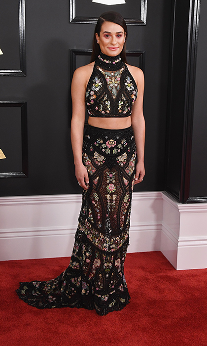 Lea Michele in Cavalli