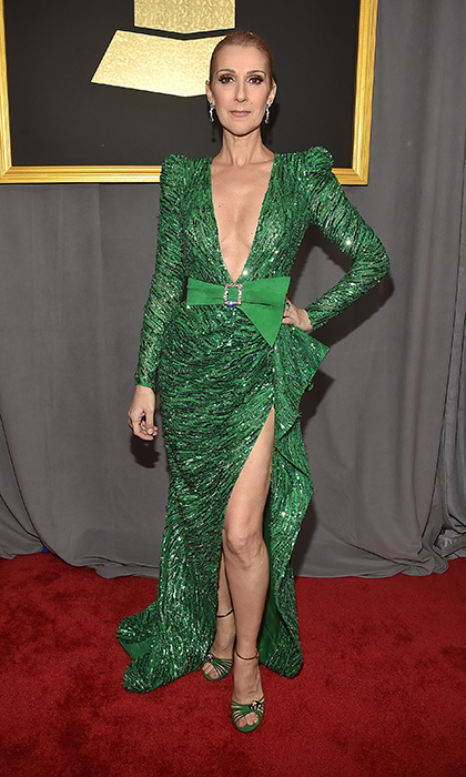 Celine Dion in Zuhair Murad