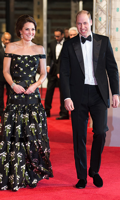 Prince William and Kate stole the show at the 2017 BAFTAs. It has been announced that the Duke and Duchess of Cambridge will undertake an official two-day visit to Paris next month.	