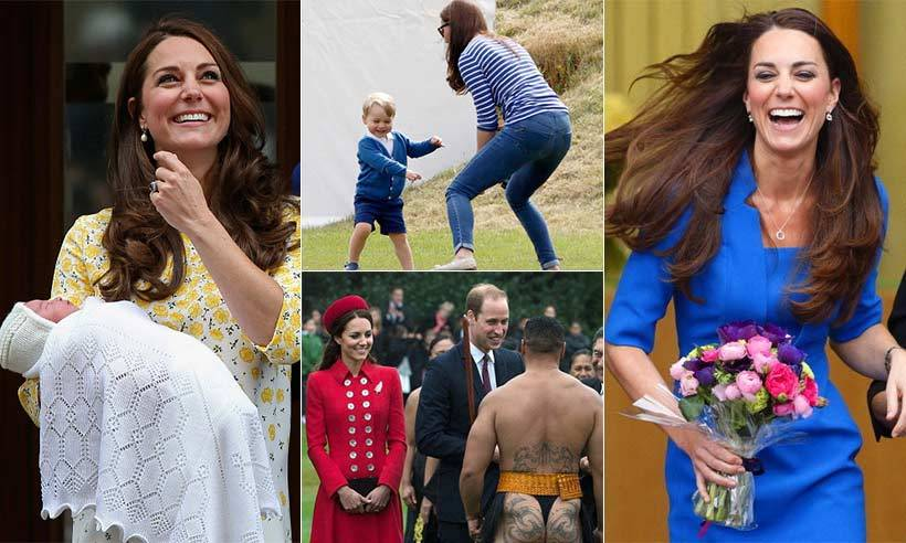 "<p>With every outing and official engagement, <a href=""/tags/0/kate-middleton/"" target=""_blank"">Kate</a> has managed to endear us even more to her. Every now and then <a href=""/tags/0/prince-william/"" target=""_blank"">Prince William</a>'s wife - the prim, glossy-haired royal - lets her guard down and unleashes her super fun side.</p><p>The mum-of-two has fangirled at sporting events - remember her adorably joyous reaction to Team GB winning gold at the 2012 London Olympics? Not to mention her refreshingly human facial expressions she always showcases at Wimbledon!</p><p>In honour of one of the most photographed women in the world, we take a look back at some of Kate's most endearing royal snapshots...</p><p>Photo: © Getty Images</p>"