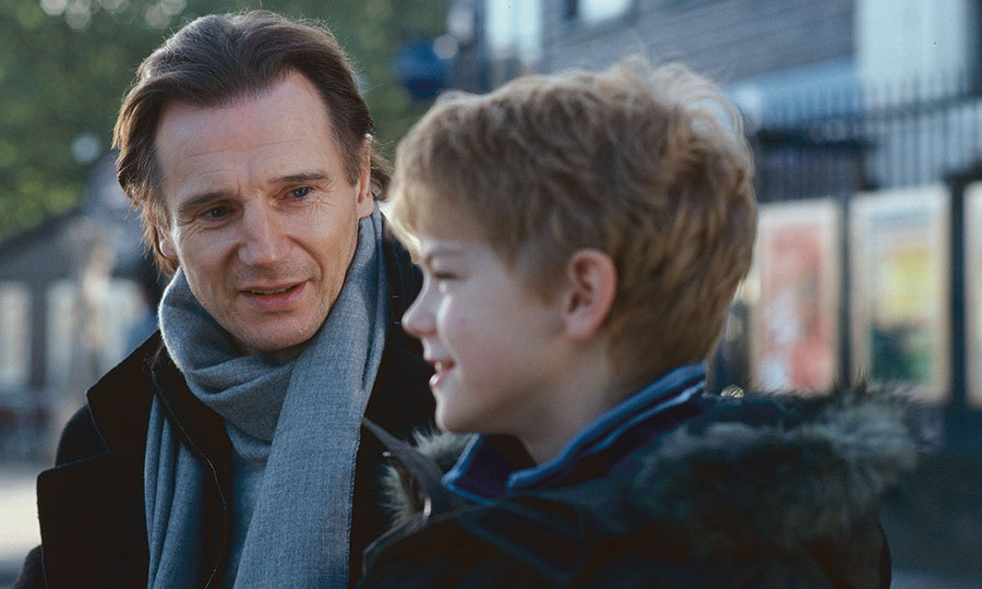 In <em>Love Actually</em>, Thomas, 26, was just 13 when he captured the heart of the nation playing a young boy whose mother had just passed away.