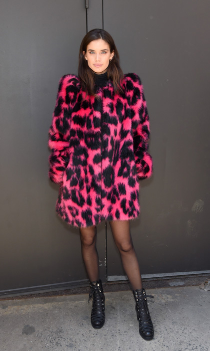 Sara Sampaio at Marc Jacobs 
