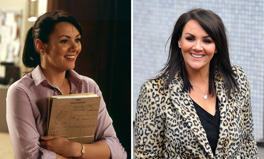 <h3>Martine McCutcheon as Natalie.</h3><p>After a brief stint in the US, Martine returned to the UK and has made a number of appearances on British TV shows, including <em>Miss Marple</em> and <em>Spooks</em>. She is also now a regular panellist on <em>Loose Women</em>. Martine, 40, married singer Jack McManus in September 2012 and welcomed son Rafferty Jack McManus in February 2015.</p>
