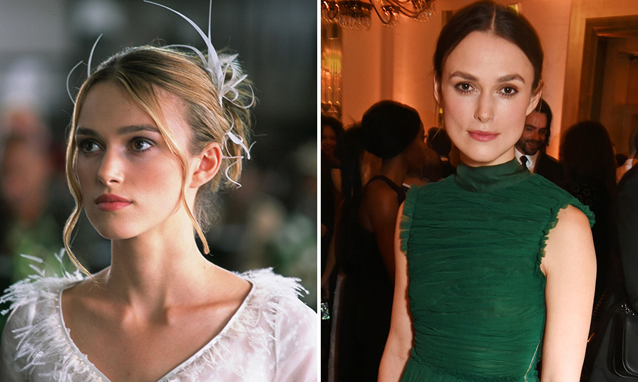 <h3>Keira Knightley as Juliet.</h3><p>Keira has gone on to enjoy huge Hollywood success, appearing in the <em>Pirates of the Caribbean</em> franchise, and earning Oscar nominations for <em>Pride & Prejudice</em> and <em>The Imitation Game</em>. Her other film credits include <em>Atonement</em>, <em>Never Let Me Go</em>, <em>Begin Again</em> and <em>A Dangerous Mind</em>. The 31-year-old star has been married to Klaxons musician James Righton since May 2013, and they have a daughter named Edie, who was born in May 2015.</p>