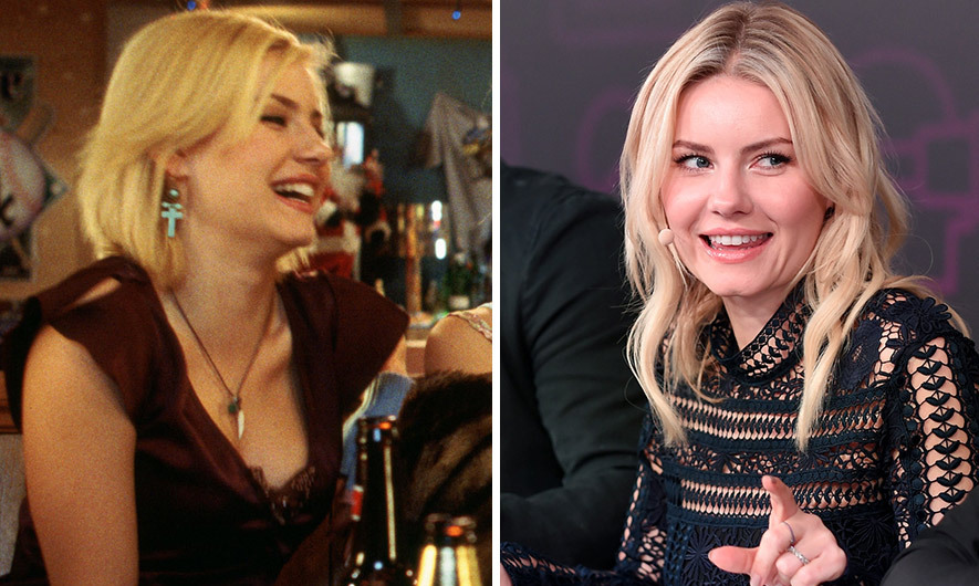 <h3>Elisha Cuthbert as Carol-Anne.</h3><p>Canada-born Elisha is perhaps best known for playing Kim Bauer, daughter of Jack Bauer, in the hit action series <em>24</em>. She subsequently appeared in <em>The Quiet</em> (2005) and <em>Captivity</em> (2007), and from 2011 until 2013 starred as Alex Kerkovich in the three seasons of ABC comedy <em>Happy Endings</em>. The 34-year-old has been married to hockey star Dion Phaneuf since July 2013.</p>