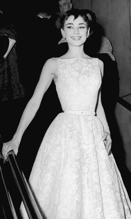 "<strong>Audrey Hepburn in Givenchy, 1954</strong><br><br>No Oscars best-dressed list would be complete without Audrey Hepburn and the demure, ivory lace gown designed, or rather, redesigned by Hubert de Givenchy. Audrey first wore her ""lucky dress"" in <em>Roman Holiday</em> and asked Givenchy to alter it for the Academy Awards. She won the Best Actress trophy that year and he went on to become her lifelong friend and collaborator.<br><br><strong>Ally Dean @HelloCanada</strong>"