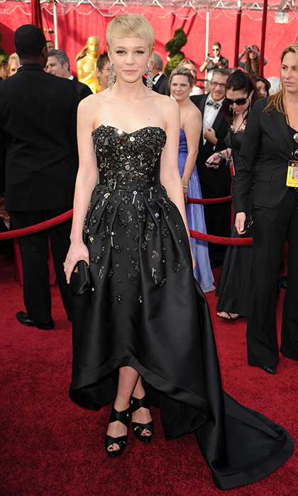 <strong>Carey Mulligan in Prada, 2010</strong><br><br>When I first saw Carey hit the red carpet in this Prada dress, I thought it was simply an embellished black gown. But when I realized it was actually covered in tiny utensils and tools, I fell in love with it. It's so whimsical and such a clever way to upgrade an otherwise standard gown. Carey said later that she ended the night by ripping off the little bits of metal and giving them to her fellow attendees. While that is very sweet, I really hope most of this insanely special dress remained intact.<br><br><strong>Tara MacInnis @FLAREfashion</strong>