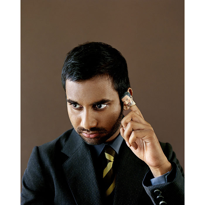 <h2>Aziz Ansari, 2010</h2>