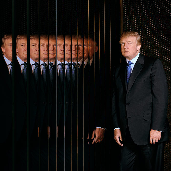 <h2>Donald Trump, 2006</h2>