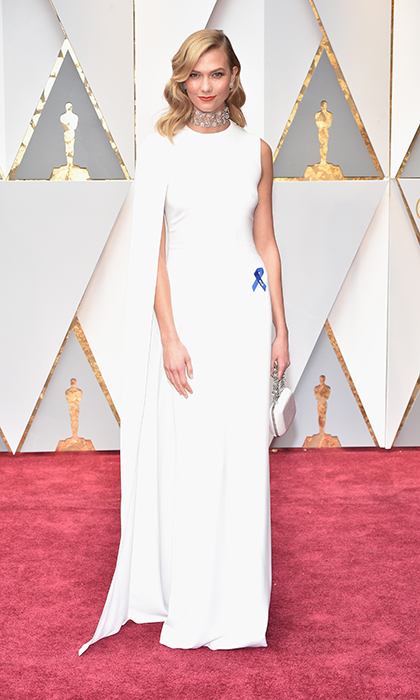 <h3>Karlie Kloss in Stella McCartney</h3><p>Photo: © Getty Images</p>