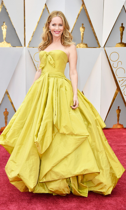 <h3>Leslie Mann in Zac Posen</h3><p>Photo: © Getty Images</p>