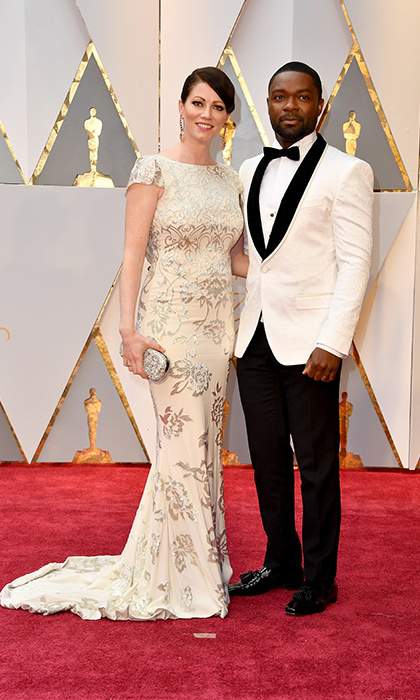 David and Jessica Oyelowo