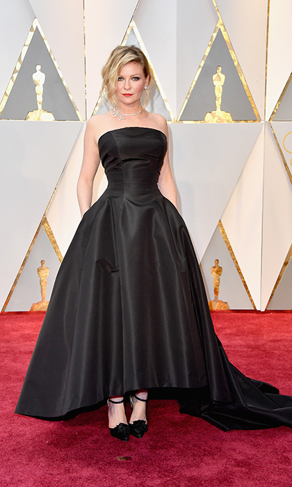 <h3>Kirsten Dunst in Dior</h3><p>Photo: © Getty Images</h3>