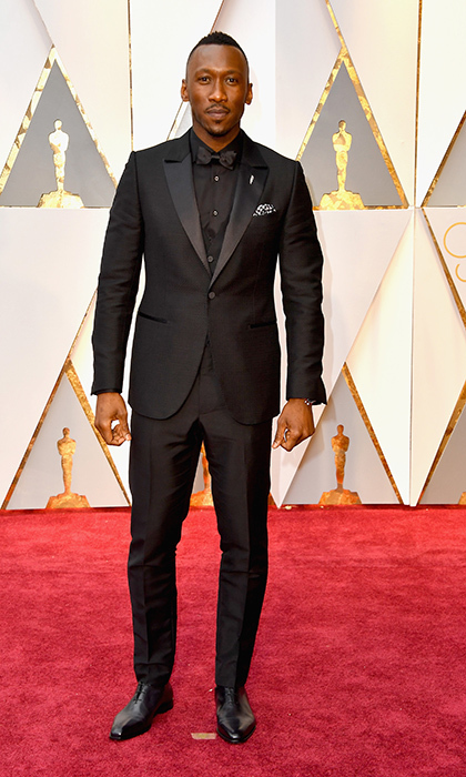 <h3>Mahershala Ali</h3><p>Photo: © Getty Images</p>