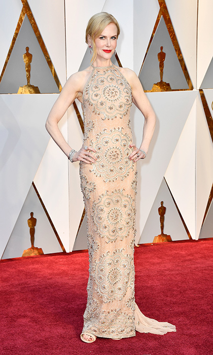 <h3>Nicole Kidman in Armani Privé</h3><p>Photo: © Getty Images</p>