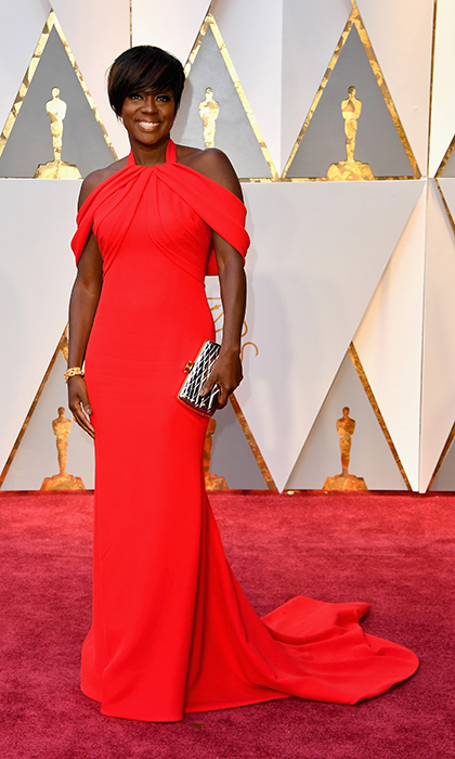 <h3>Viola Davis in Armani Privé</h3><p>Photo: © Getty Images</p>