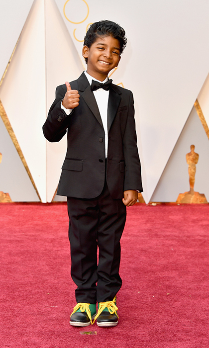 <h3>Sunny Pawar</h3><p>Photo: © Getty Images</p>