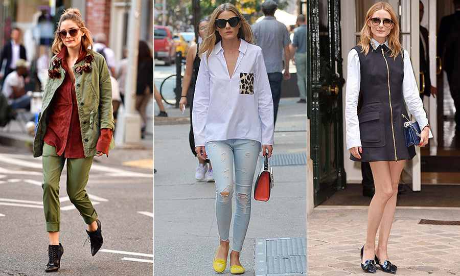 188c0ef058 Olivia Palermo s style is highly coveted by fashionistas worldwide